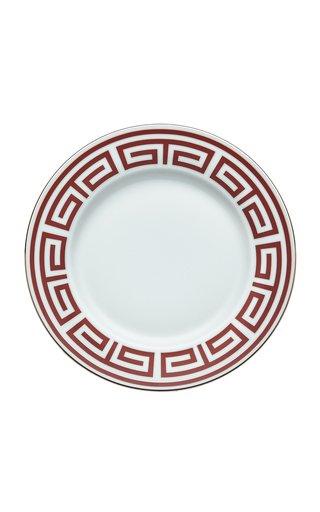Labirto  Scarlatto, Flat Dinner Plate 28Cm