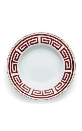 Labirto  Scarlatto, Soup Plate  24.5Cm