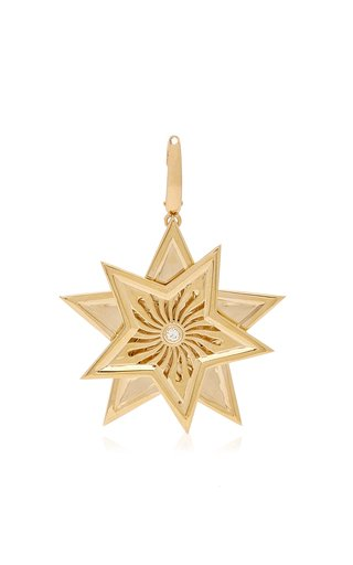 Kwit Stellar Charm with Diamonds