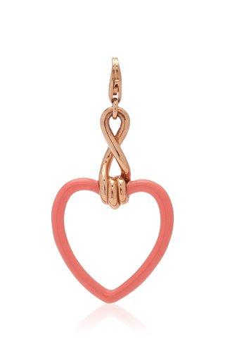 Bea Bongiasca Large Heart Charm