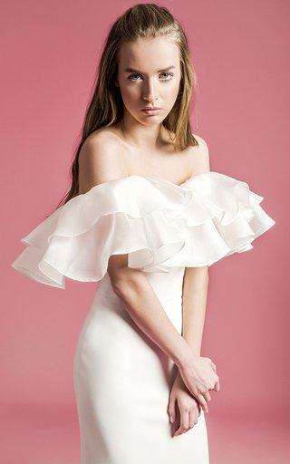 Enya Ruffle Dress