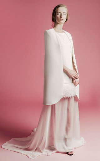 Elisa And Cape Set Dress