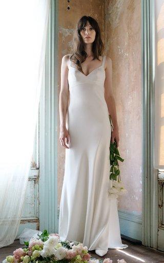 Eve Bias Sheath Dress