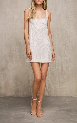 Magnolia Silk Mini Dress