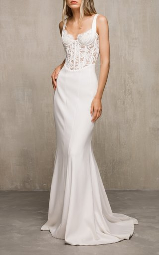 Cala Lace Gown