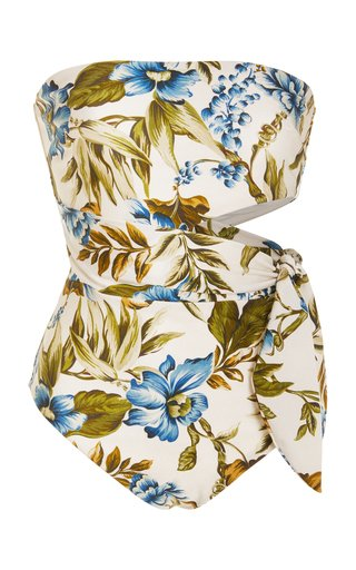 Aliane Scarf One-Piece Swimsuit