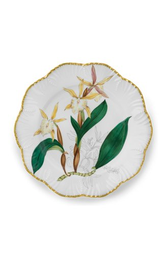 Histoires D'Orchidees, Dinner Plate