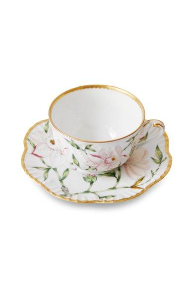 Magnolia, Tea Cup And Saucer