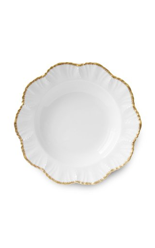 Simple Dentelle, Soup Plate