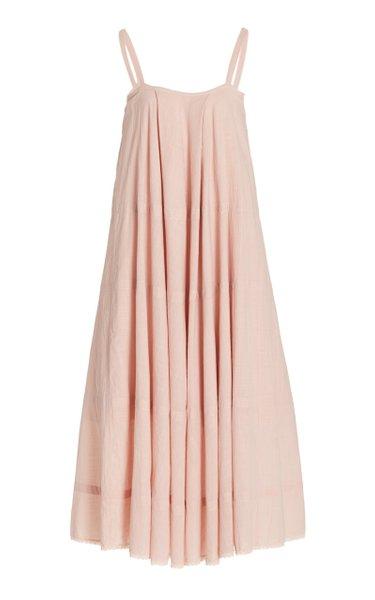 Exclusive Odette Cotton Maxi Dress