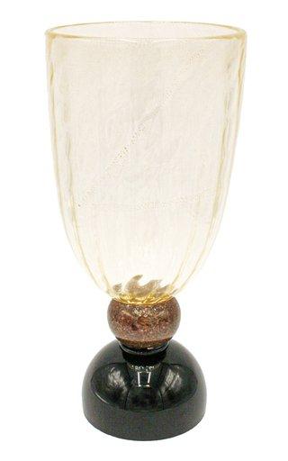 24k Gold Murano Glass Vase