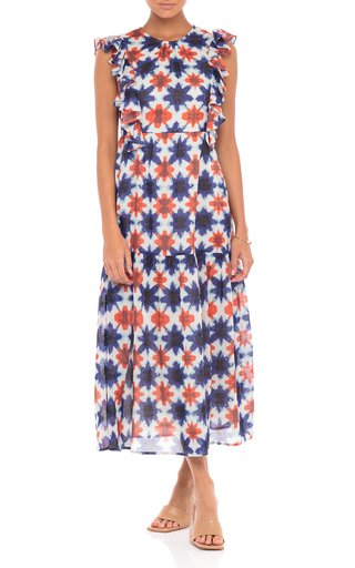 Luna Cotton Voile Dress