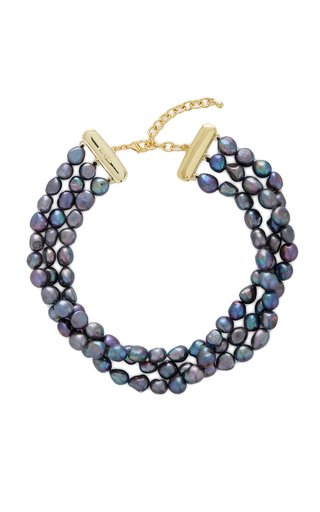 Nora Pearl Choker Necklace