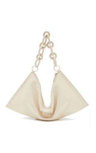 Hera Ring Mini Leather Shoulder Bag