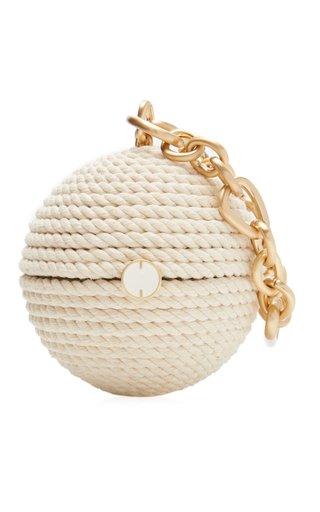 Andel Sphere Cotton Top Handle Bag