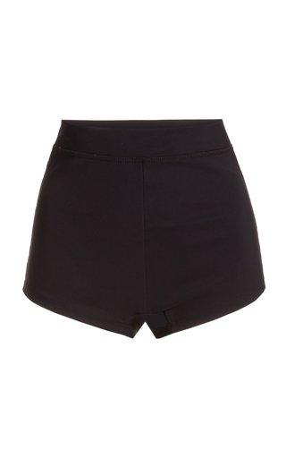 Capri Jersey Mini Shorts