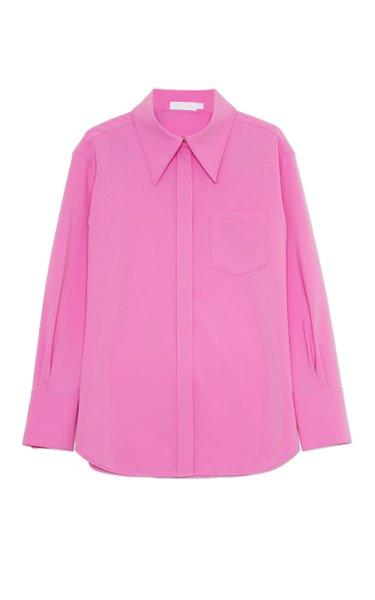 Lidia Button Down Eco Twill Shirt