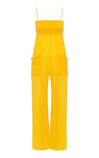 Tallie Crinkled Voile Jumpsuit