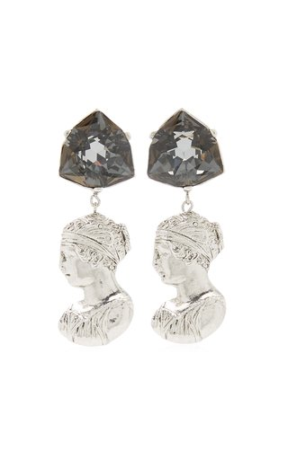 Bust Statement Earrings