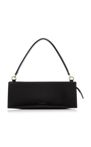 Pencil Bag Leather Shoulder Bag