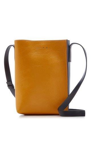 Museo Nano Leather Shoulder Bag
