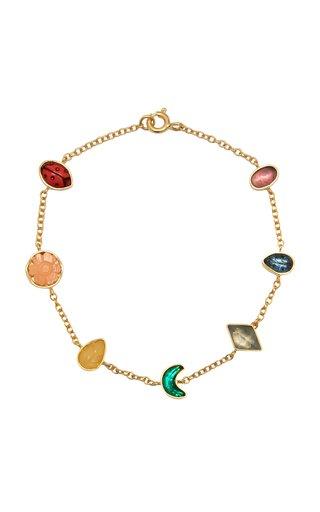 Rainbow Mini Charm Bracelet