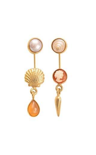 Detachable Victorian Drop Earrings