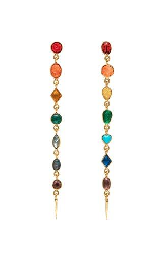 Rainbow Drop Earrings