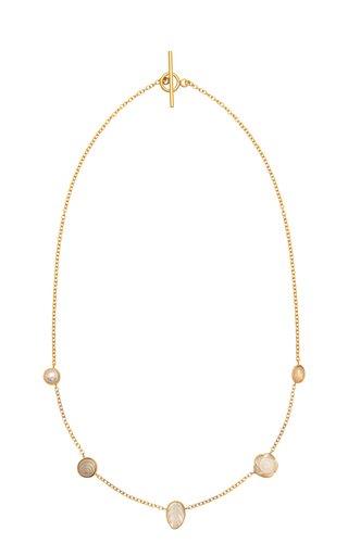 Five Mini Charm Necklace