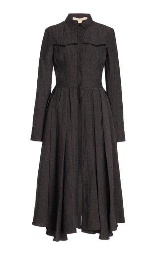 Tomi Linen Day Dress