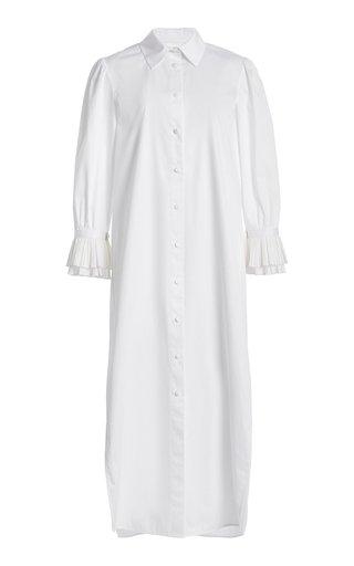 Mari Cotton Shirt Dress