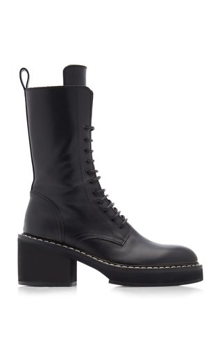 Cody Leather Ankle Boots