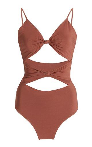 Triana Cutout One-Piece Swimsuit