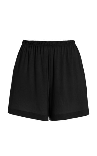 Relaxed Fit Jersey Lounge Shorts