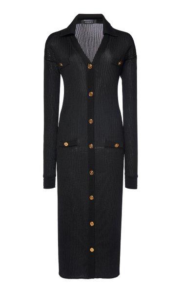 Button Front Cady Dress
