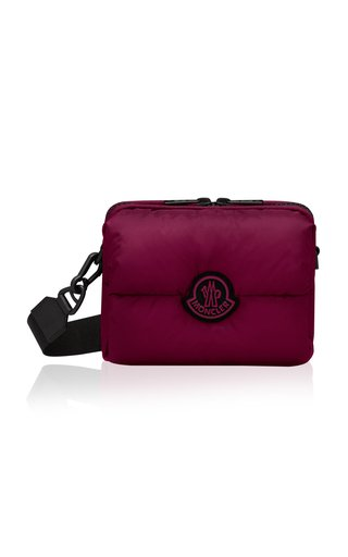 Legere Quilted Nylon Crossbody Bag