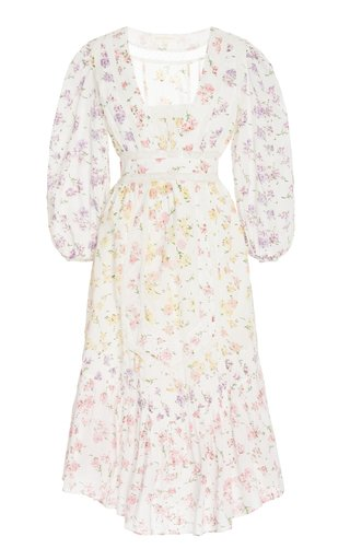 Garrison Cotton Midi Dress