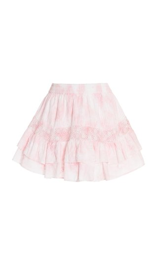 Rilo Cotton Mini Skirt