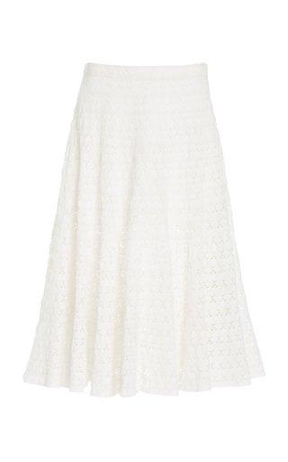Mardi Broderie Skirt