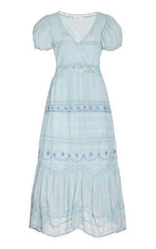 Dimonda Embroidered Cotton Dress