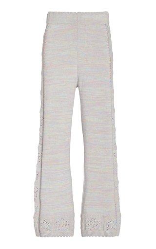 Toro Cotton-Knit Straight-Leg Pants