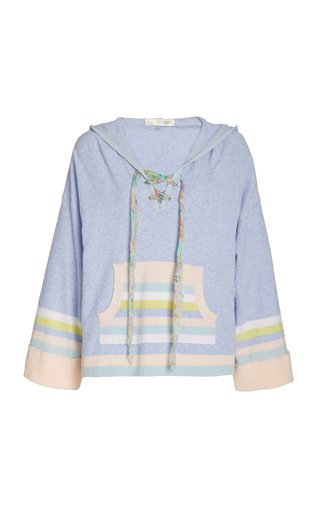 Fenmore Terry Hooded Sweatshirt