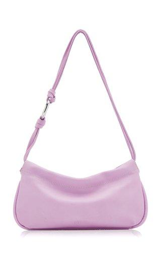 Tate Leather Shoulder Bag