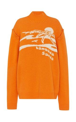 Lambada Sands Oversized Knit Sweater