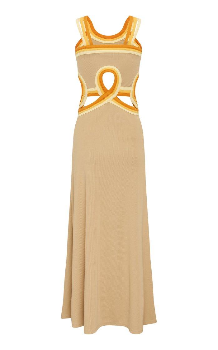 Looped Verner Maxi Dress