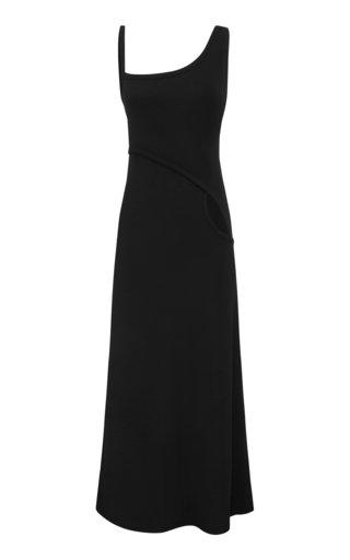 Interlocked Rib Dress
