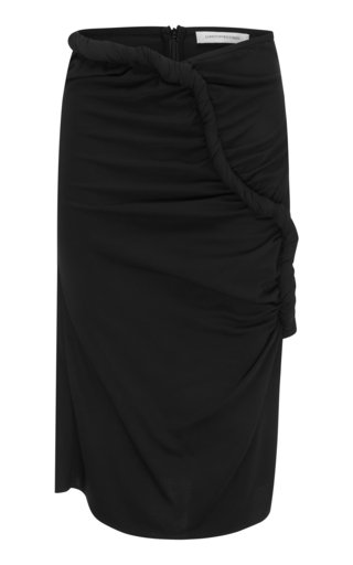 Twisted Meander Skirt