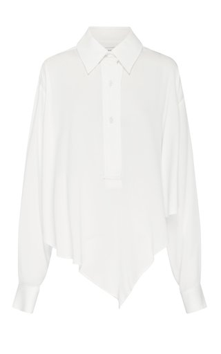Bandana Scarf Shirt