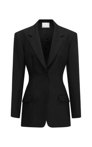Redux Contoured Wool-Blend Blazer