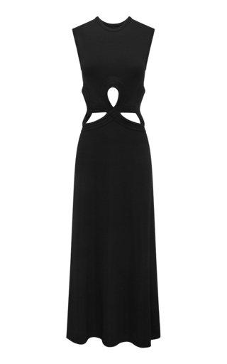 Looped Verner Knit Tank Dress